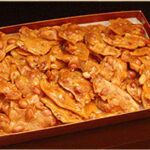peanut brittle 16oz box