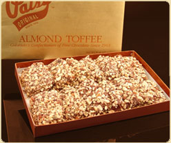 Patsy's Pride of the Rockies Almond Toffee 15oz.